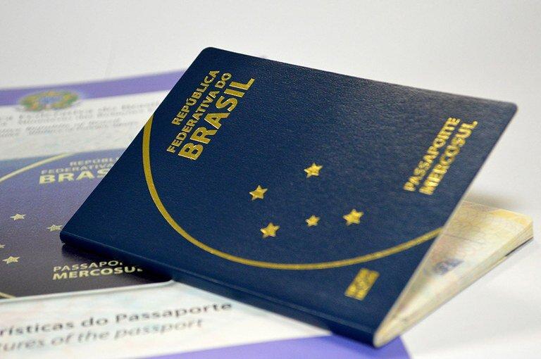 passaporto brasile