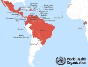 zika paesi a rischio