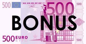 500 euro bonus cultura