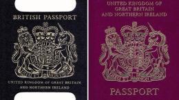 passporto inglese e UE