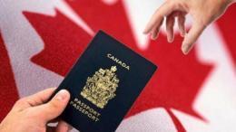 canada passaporto cittadinanza
