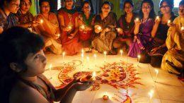 Diwali è la Festa induista della Luce