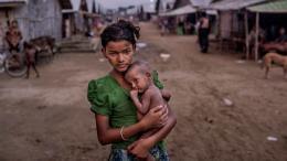 rifugiati ROHINGYA