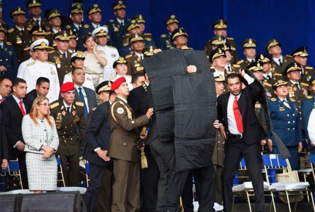 venezuela attacco droni parata maduro