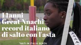 14 anni Great fa il record italiano di salto con l'asta (3)