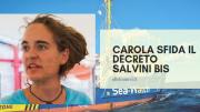 carola sea wacht 3 sfida decreto salvini bis