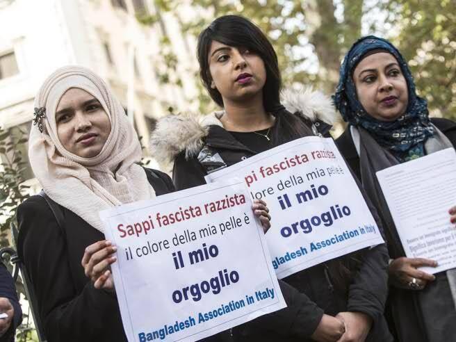 bangladesh contro il razzismo