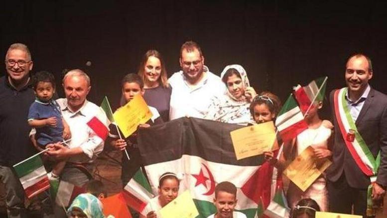 piombino cittadinanza italiana saharawi