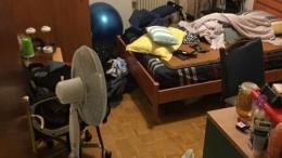 migranti casa occupata