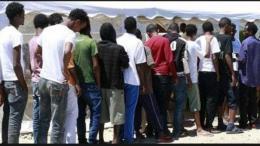 migranti fame freddo