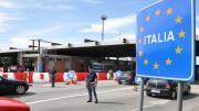 migranti irregolari polizia di frontiera