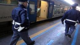 polizia ferroviaria controlli irregolari