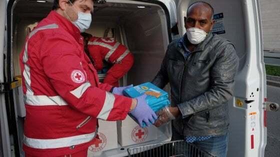 croce rossa coronavirus comunità etiope