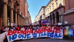 bologna migranti regolarizzazione