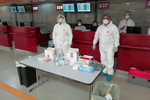 coronavirus bangladesh voli bloccati