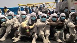 migranti sbarchi coronavirus